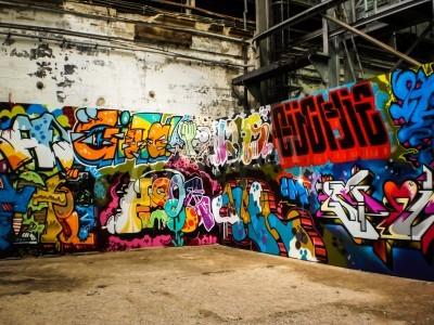 Affisch Art of graffiti