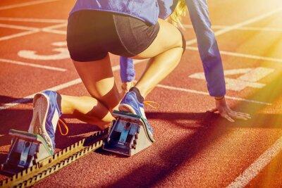 Affisch atletica