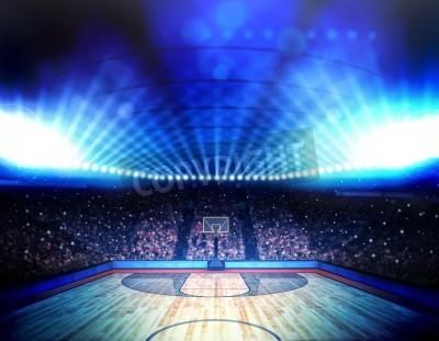 Affisch basket arena