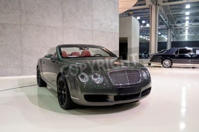 Affisch Bentley