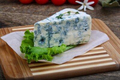 Affisch Blå ost