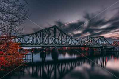 Affisch Bro av Spioner Tyskland