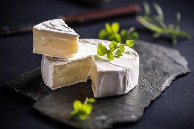 Affisch camembert ost