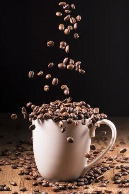 Affisch chicchi di caffè