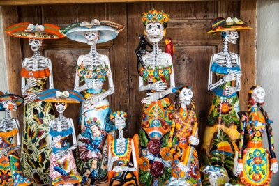 Affisch Day of the Dead Crafts
