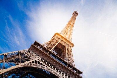 Affisch Den magiska Eiffeltornet