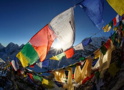 Affisch Everest Base Camp, Nepal