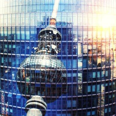 Affisch Fernsehturm