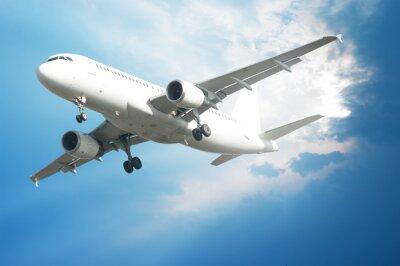 Affisch Flygplan