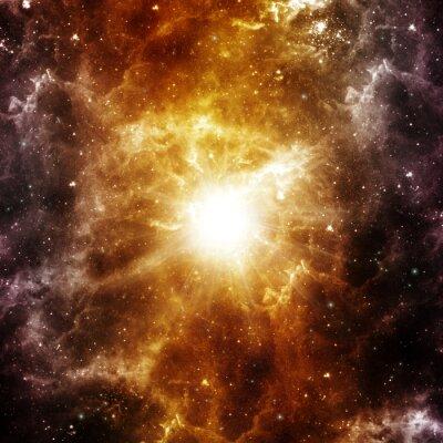 Affisch Födelse av en stjärna