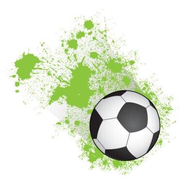 Affisch Fotboll