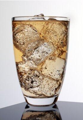 Affisch GLASS ginger ale