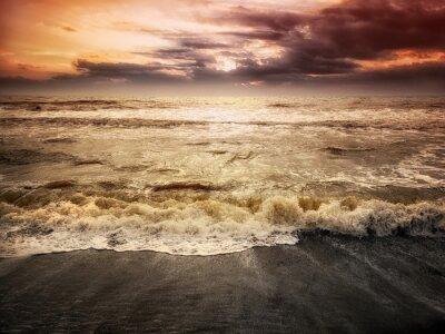 Affisch grov hav