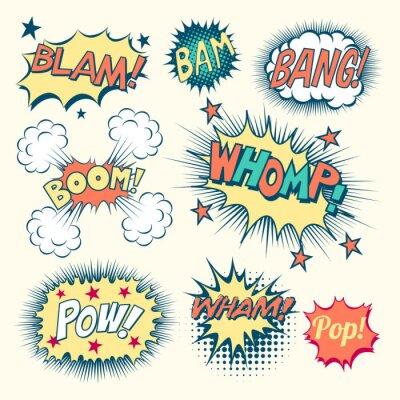 Affisch Humorboken Ljudeffekter