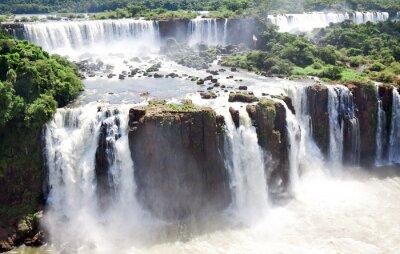 Affisch Iguazu Falls