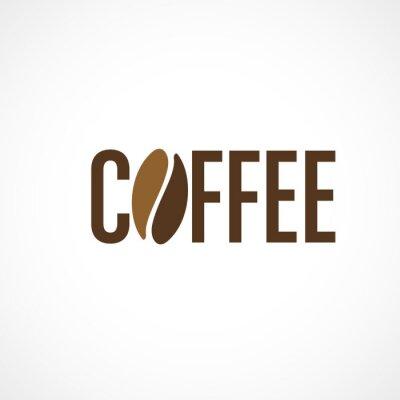 Affisch kaffe