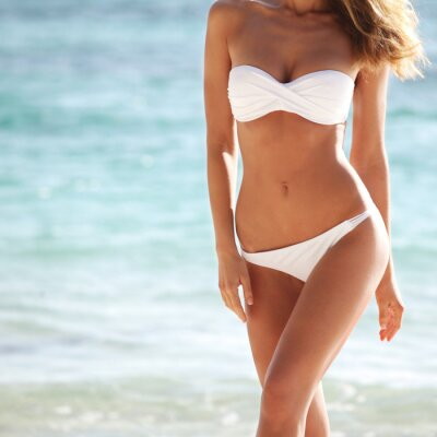 Affisch Kvinna i bikini