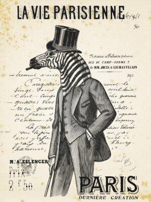 Affisch La Vie Parisienne
