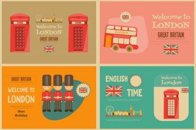 Affisch london