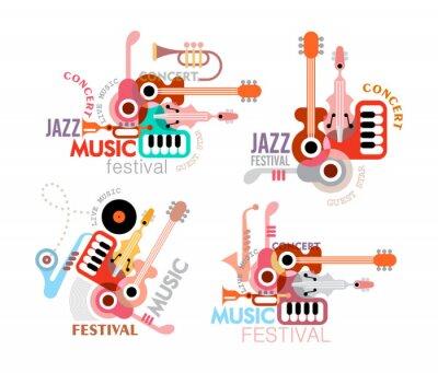 Affisch Music Festival Poster