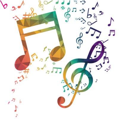 Affisch Musik och Ljuddesign