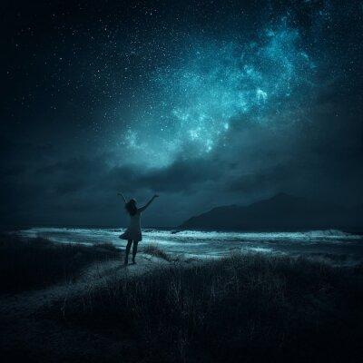 Affisch natt beröm