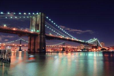Affisch New York Manhattan