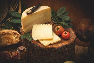 Affisch Pecorino, formaggio di latte di pecora