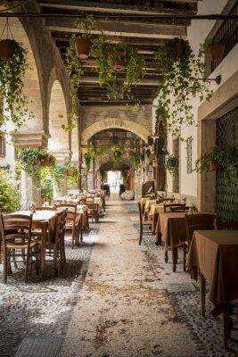 Affisch Restaurang i Verona
