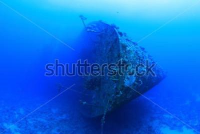Affisch Salem Express var ett passagerarfartyg som sjönk i Röda havet. Det är kontroversiellt på grund av den tragiska förlusten av livet som inträffade när hon sjönk strax efter midnatt den 17 december 1991.