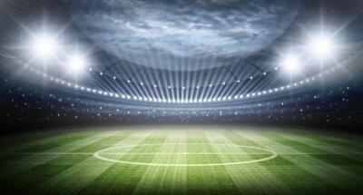 Affisch Stadion