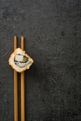 Affisch Sushi. japansk mat