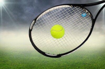 Affisch Tennis.