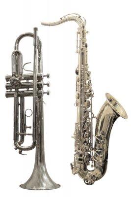 Affisch trumpeter