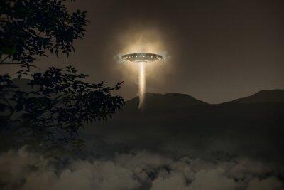 Affisch UFO