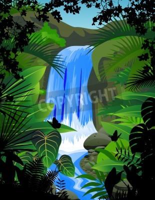 Affisch Vattenfall