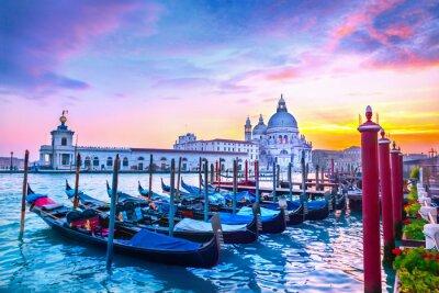 Affisch Venedig