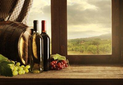 Affisch Vin