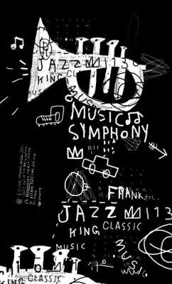 Affisch Труба
