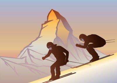 Affisch Kayakçılar ve Matter