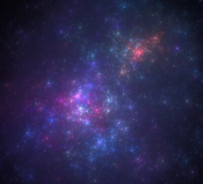 Affisch Сongestion stjärnor