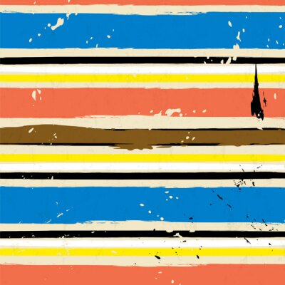 Canvastavlor abstrakt bakgrund, med stroke och stänk, randmönster,