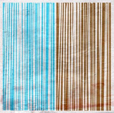 Canvastavlor abstrakt design på träfibrerna textur