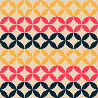 Canvastavlor abstrakt geometriskt konstnärligt mönster