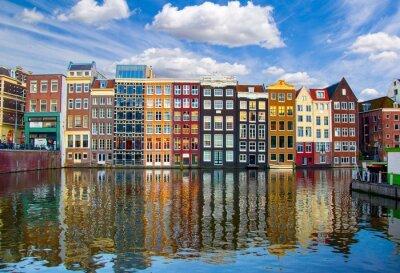 Canvastavlor Amsterdam, Nederländerna