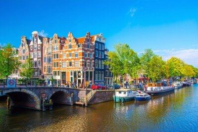 Canvastavlor Amsterdam, Pays-Bas