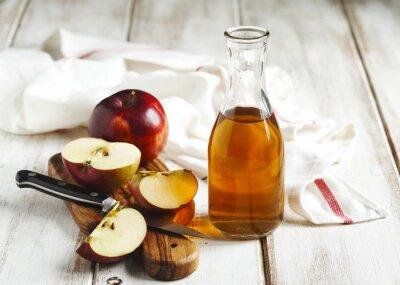 Canvastavlor äppelvinäger