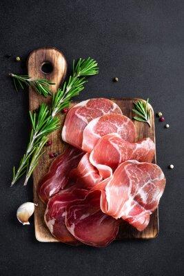 Canvastavlor bacon