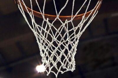 Canvastavlor Basketboll