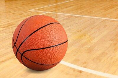 Canvastavlor Basketboll.